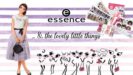 essence & the lovely little things Header