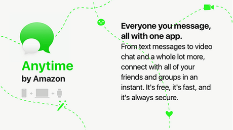 Amazon bringt Messenger Anytime