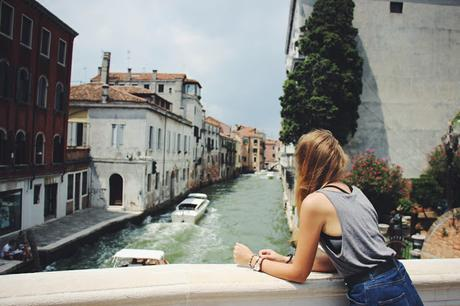 OOTD: I fell in love with Venice!