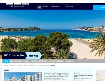 H10 eröffnet renoviert auf Mallorca
