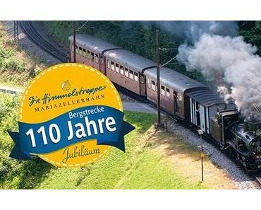 """""""110 Jahre Bergstrecke"""" der Mariazellerbahn Jubiläumsfest"""