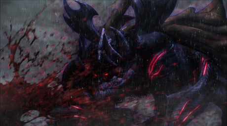 Anime Review: God Eater Volume 1