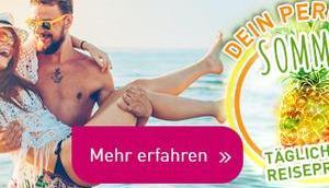 Anzeige: Spontan Sommerurlaub L'TUR Last Minute