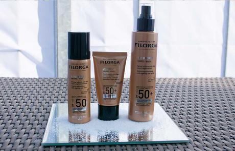Filorga UV Bronze Sonnenpflege mit LSF 50