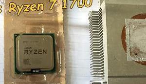 Fälschungen Ryzen-Prozessoren