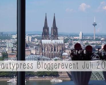 beautypress Bloggerevent Juli 2017: Über den Wolken im Beautyhimmel! | Eventbericht