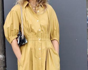 Yellow Mellow in Paris