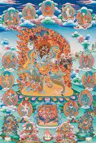 Dorje Drolö – Die Legende des wilden zornvollen Vajras