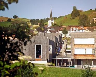 Das reka Feriendorf Urnäsch in der Schweiz