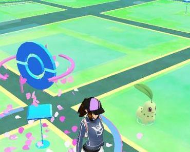 Update für Pokémon Go