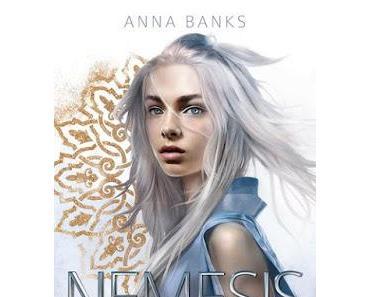 """Nemesis """"Geliebter Feind"""" - Anna Banks"""