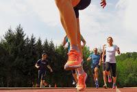 Quickstepp schnellen Schritten Bestzeit
