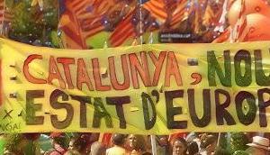 Probleme einer jungen Katalanin Unabhängigkeit Kataloniens Spanien