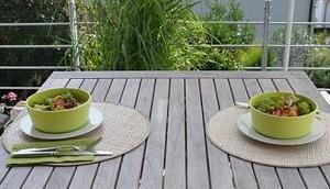 Sommersalat Johannisbeerdressing