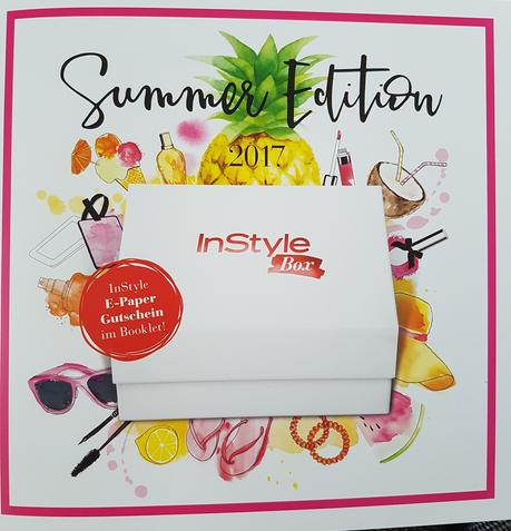 Unboxing Instyle Box Summer Edition