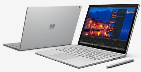 Surface Book Modell