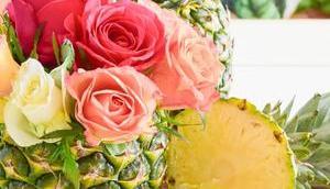 Frisch fruchtig: 5-Minuten-DIY Ananas Hallo Sommerparty!