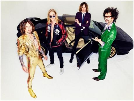NEWS: The Darkness kündigen neues Album an