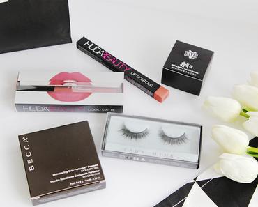 Sephora München Beauty Haul - Huda Beauty, Kat von D & Becca Cosmetics