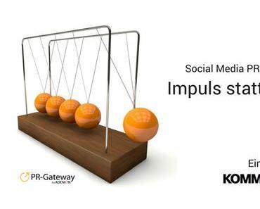 Studie: Social Media PR in der Praxis – Impuls statt Dialog