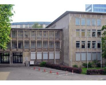 Landgericht Hannover - keine Fotografieerlaubnis aus Sicherheitsgründen