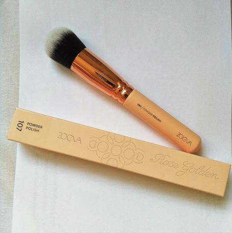 Zoeva 107 Powder Polish Rose Golden Vol. 2 + Zoeva 130 Luxe Contour Definer :)