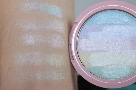 Rival de Loop young Rainbow Highlighter Powder Review