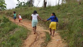 KW30/2017 - Der Menschenrechtsfall der Woche - indigene Gemeinschaft Wounaan in Kolumbien