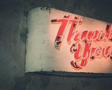 Warum Führungskräfte ihren Mitarbeitern öfter Dankbarkeit zeigen sollten. - Und wie Sie Dankbarkeit in Ihren Alltag einbauen.