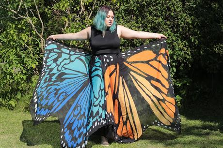 Dance Like a Butterfly ... Outfit of the day