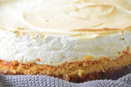 Sommerkuchen Key Lemon Pie