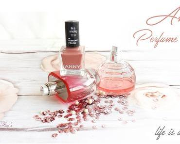ANNY - life is amazing 222.50 - Perfume Polish - #MUSTHAVE  - Nagellack mit Duft