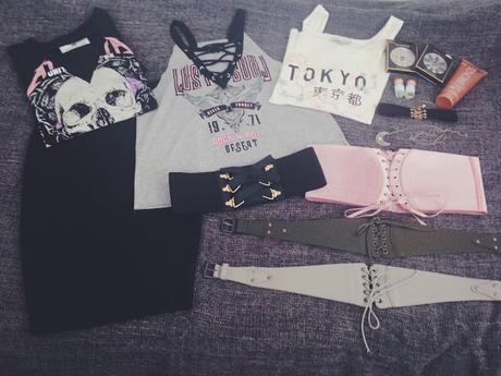 JULY 002 | GYARU POST | SHOPPING IN FRANKFURT