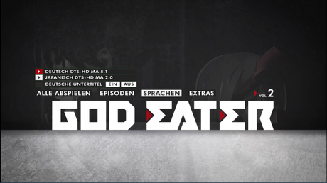 Anime Review: God Eater Volume 2