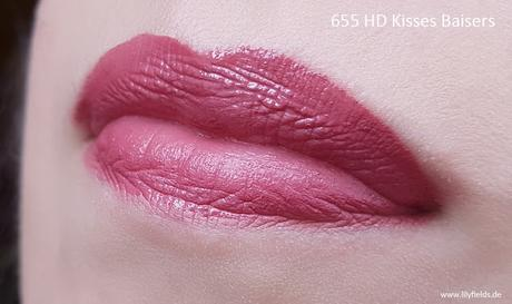 Revlon Ultra HD Matte Lipcolor  Nr. 655
