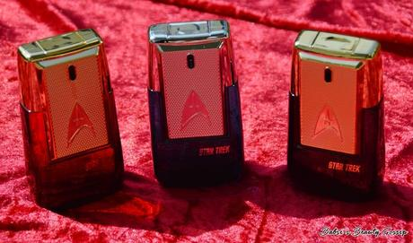 [Review] – Star Trek Parfums: