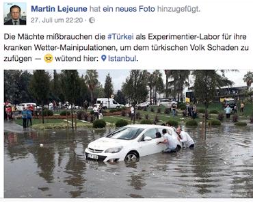 Garçon, zweimal Qualitätsjournalismus ohne, büdde!