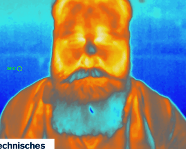Heißer Typ – cooler Bart