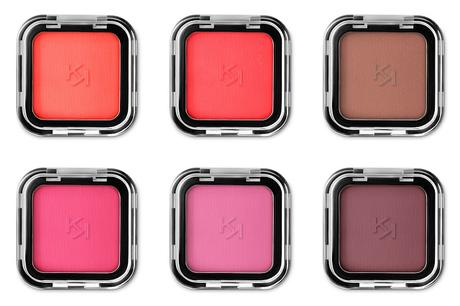 Neue Smart Colour Blush & Smart Essential Face Palette - Kiko