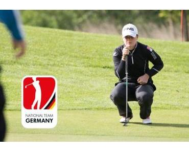 Isi Gabsa bei den Women's British Open
