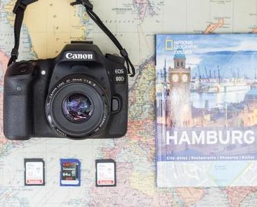 Welches Fotografie-Equipment brauche ich auf Reisen