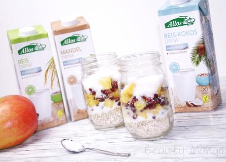 [Rezept] Overnight Oats mit Allos