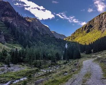 Greifenberg und Klafferkessel: Durch Schladmings Wasserwelt