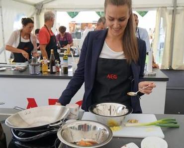 """AEG Taste Academy, Kochkurs und """"Taste of München"""" - + + + Kochen, Geräte, Taste Academy und Co. + + +"""