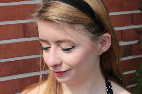50s Rockabilly Makeup - Face of the Day mit HannaLena90