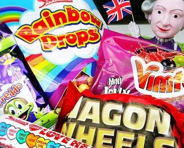 Keep calm and eat English Sweets - mit der Sugafari-Abo-Box