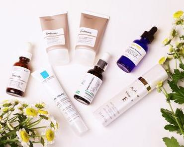Hautpflegefavoriten