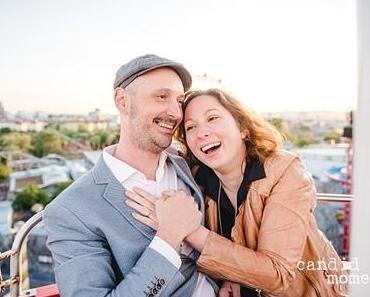 Christine & Richard: Verlobungsshooting in Wien
