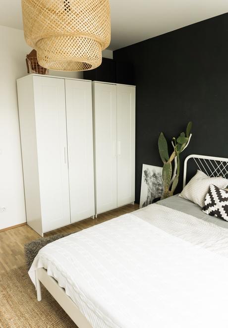 schlafzimmer im bohemian style. Black Bedroom Furniture Sets. Home Design Ideas