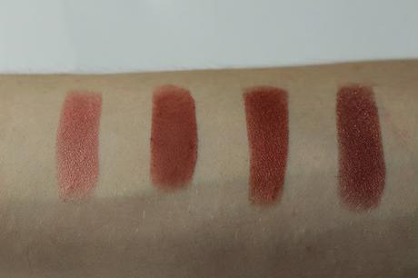 Review: Urban Decay Naked Heat Palette - mit Swatches